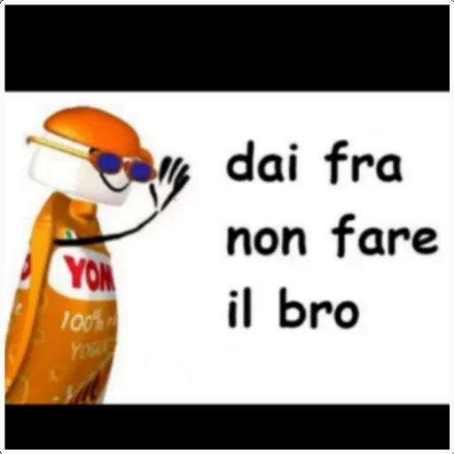 Meme - Tray Sticker