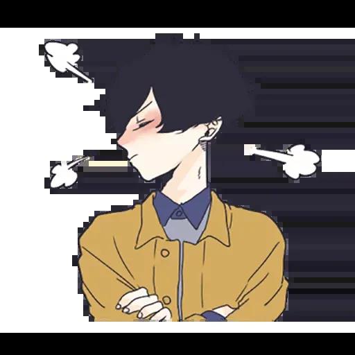 寂寞男孩 - Sticker 7