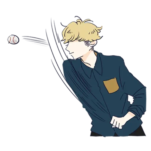 寂寞男孩 - Sticker 11