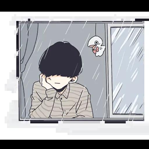 寂寞男孩 - Sticker 6