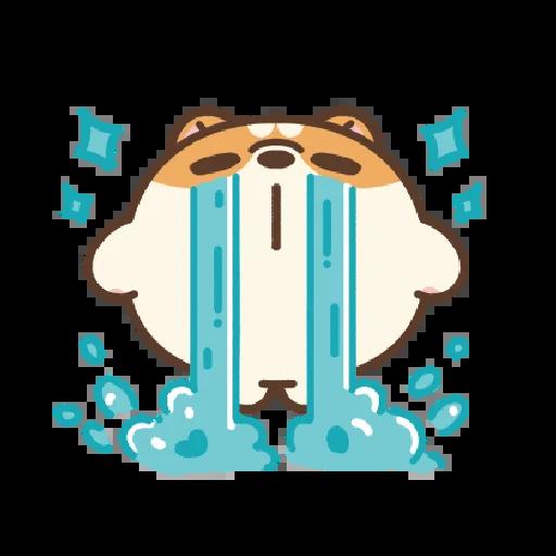 米犬日常~特效貼圖 - Sticker 3