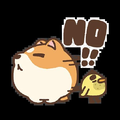 米犬日常~特效貼圖 - Sticker 2