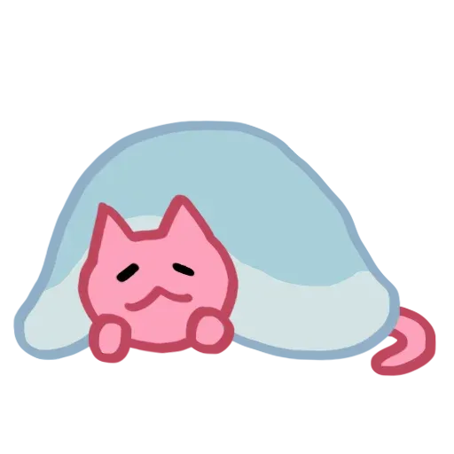 Pinkcat - Sticker 15