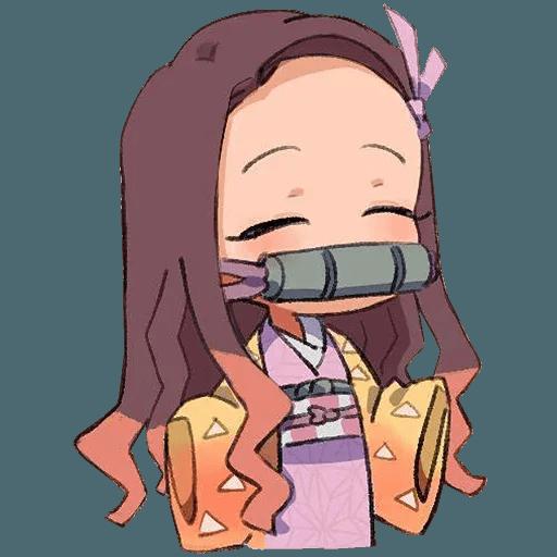 kimetsu no yaiba - Sticker 12