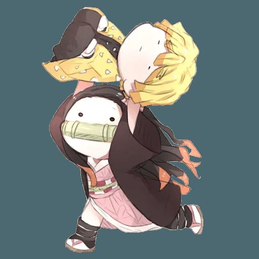 kimetsu no yaiba - Sticker 22