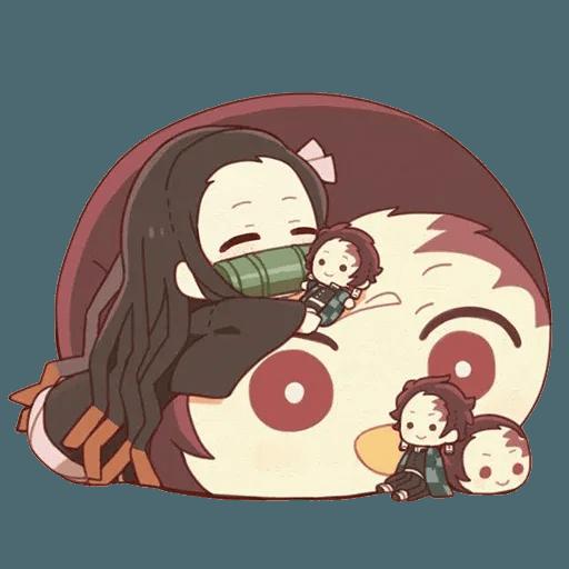 kimetsu no yaiba - Sticker 21