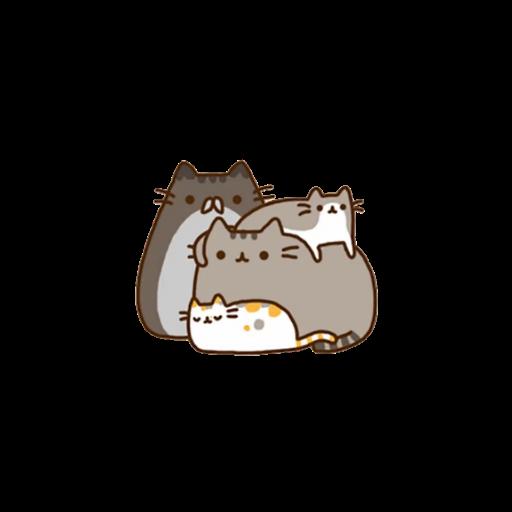 Pusheen2 - Sticker 15