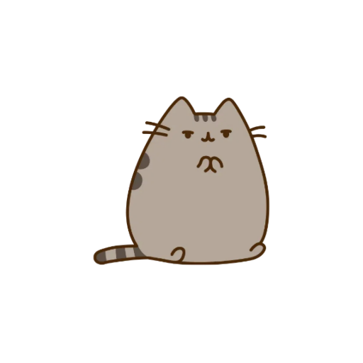 Pusheen2 - Sticker 3