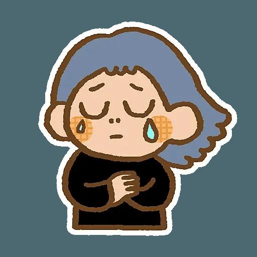 小鬼 - Sticker 17