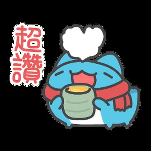 貓貓蟲-咖波 軟QQ - Sticker 18