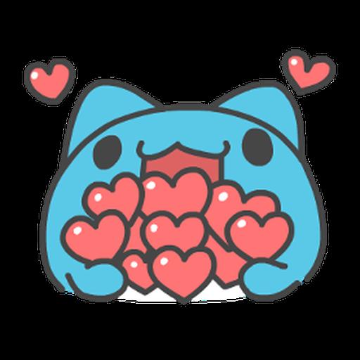 貓貓蟲-咖波 軟QQ - Sticker 21