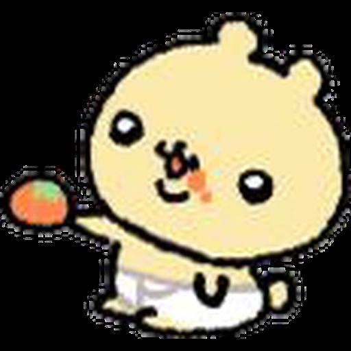 Twotuckgomi - Sticker 17