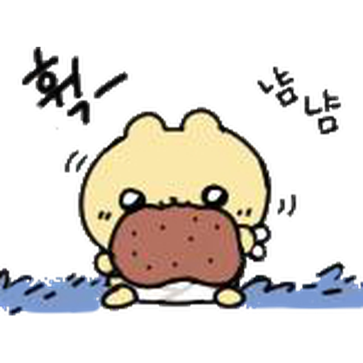 Twotuckgomi - Sticker 8