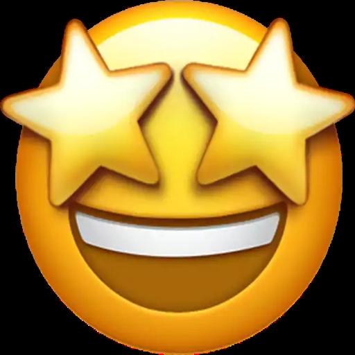 Emoticon 2 - Sticker 8