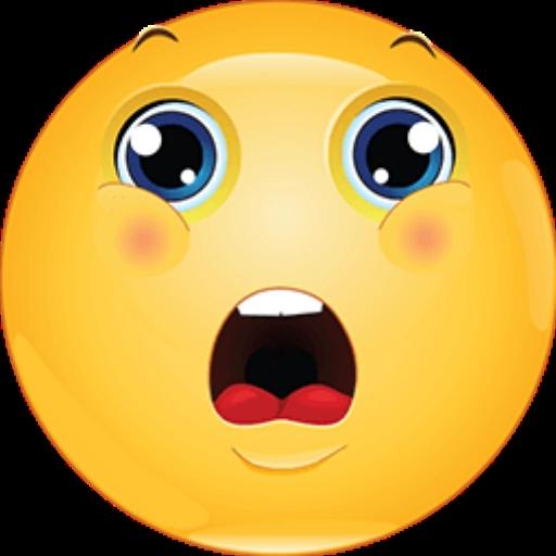 Emoticon 2 - Sticker 11