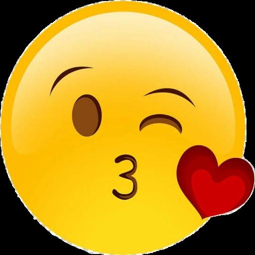 Emoticon 2 - Sticker 4