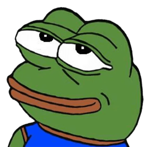 Pepe 9 - Tray Sticker