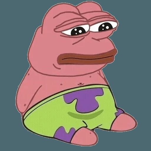 Pepe 9 - Sticker 2