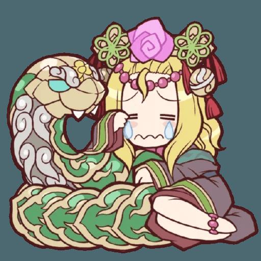 Puzzle and dragon - Sticker 10