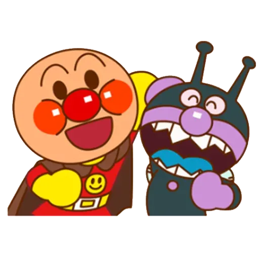 Anpanman2 - Sticker 22