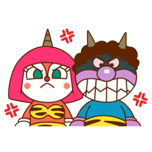 Anpanman2 - Sticker 17