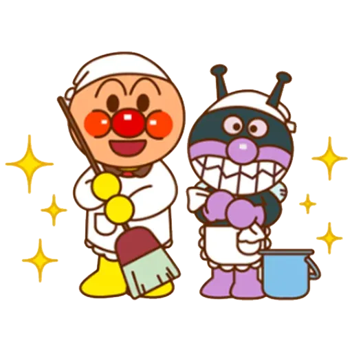 Anpanman2 - Sticker 23