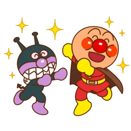 Anpanman2 - Sticker 26