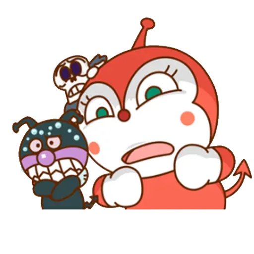 Anpanman2 - Sticker 19