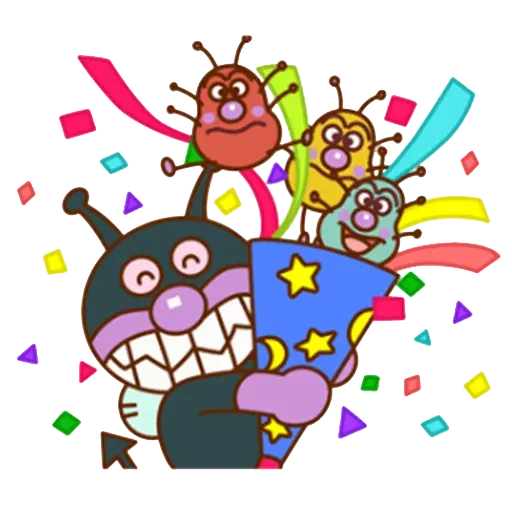 Anpanman2 - Sticker 21