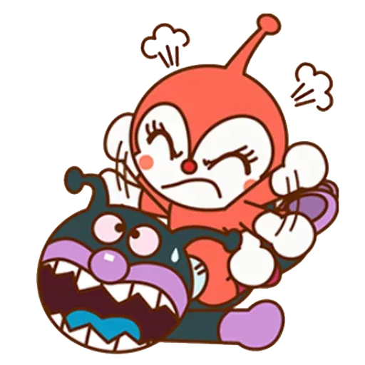 Anpanman2 - Sticker 12