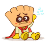 Anpanman2 - Tray Sticker