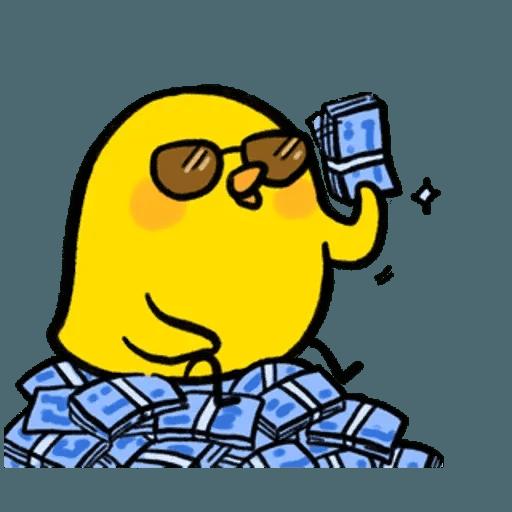 懶散兔OS5 - Sticker 1