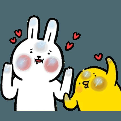懶散兔OS5 - Sticker 27