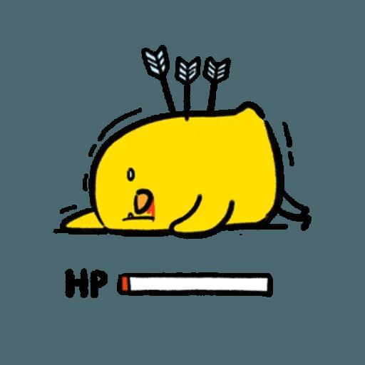 懶散兔OS5 - Sticker 13