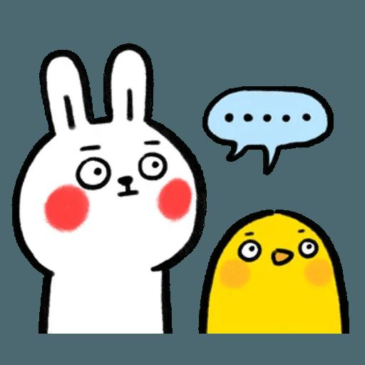 懶散兔OS5 - Sticker 15