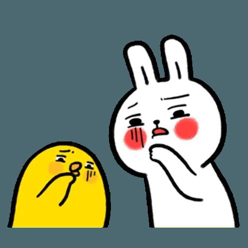 懶散兔OS5 - Sticker 24