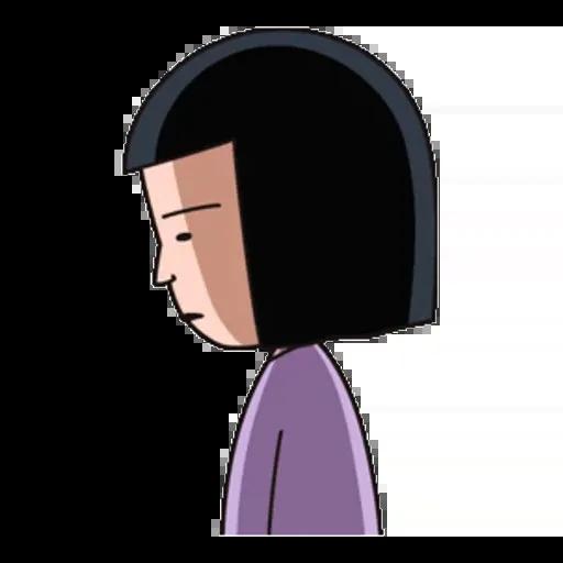 小丸子III - Sticker 8