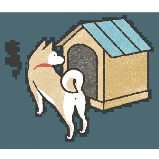 Shiba2 - Sticker 27