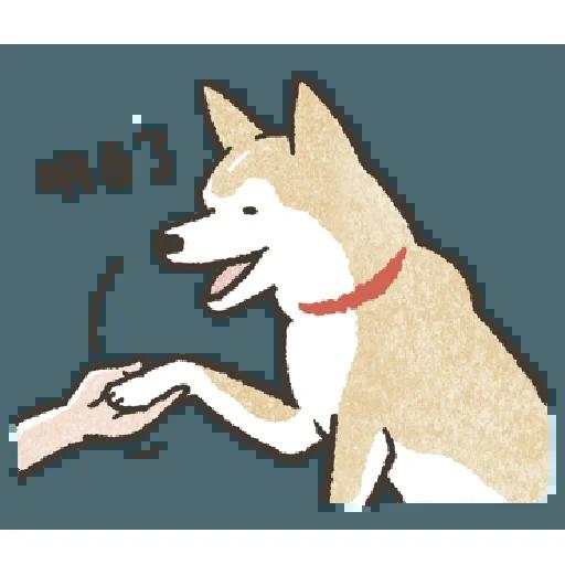 Shiba2 - Sticker 14