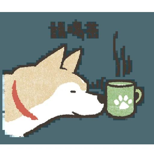 Shiba2 - Sticker 18
