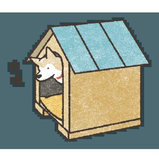 Shiba2 - Sticker 28
