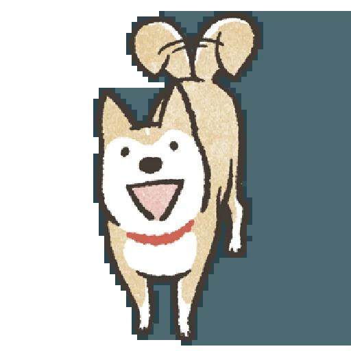 Shiba2 - Sticker 11