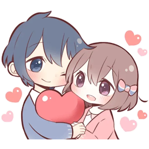 Ninicouple - Sticker 1