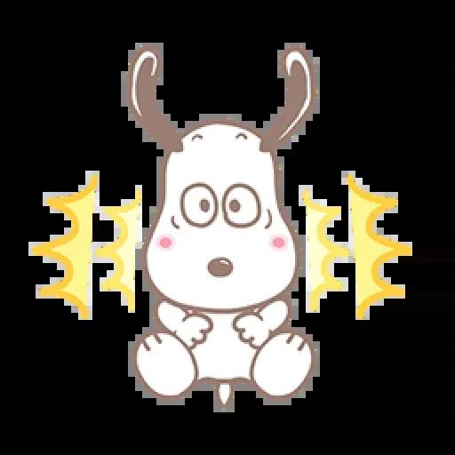 Snoopy - Sticker 12