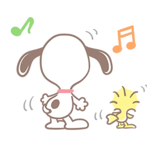 Snoopy - Sticker 14