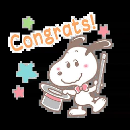 Snoopy - Sticker 6