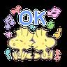 Snoopy - Tray Sticker