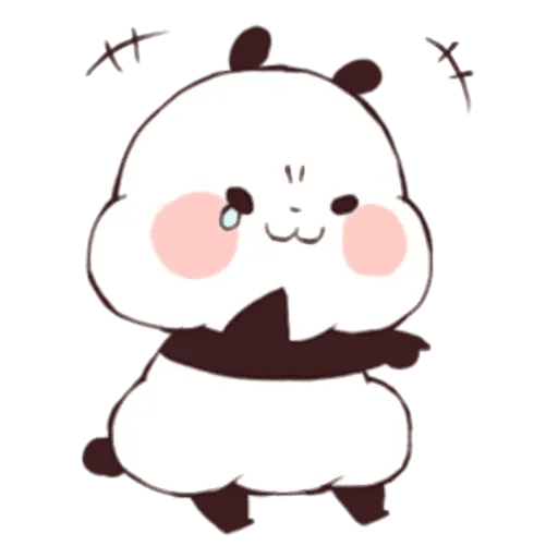 熊貓2 - Sticker 9