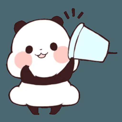 熊貓2 - Sticker 27