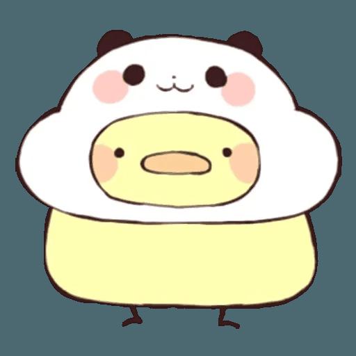 熊貓2 - Sticker 8